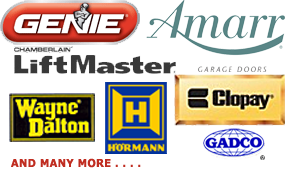 Garage Door Repair Brands